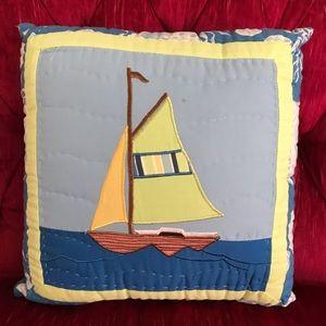 Boat pillow